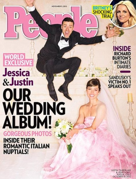 Timberlake and Biel Puglia wedding