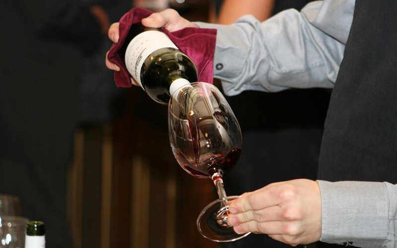 Wine in Puglia