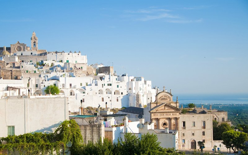 Holiday Villas near Ostuni