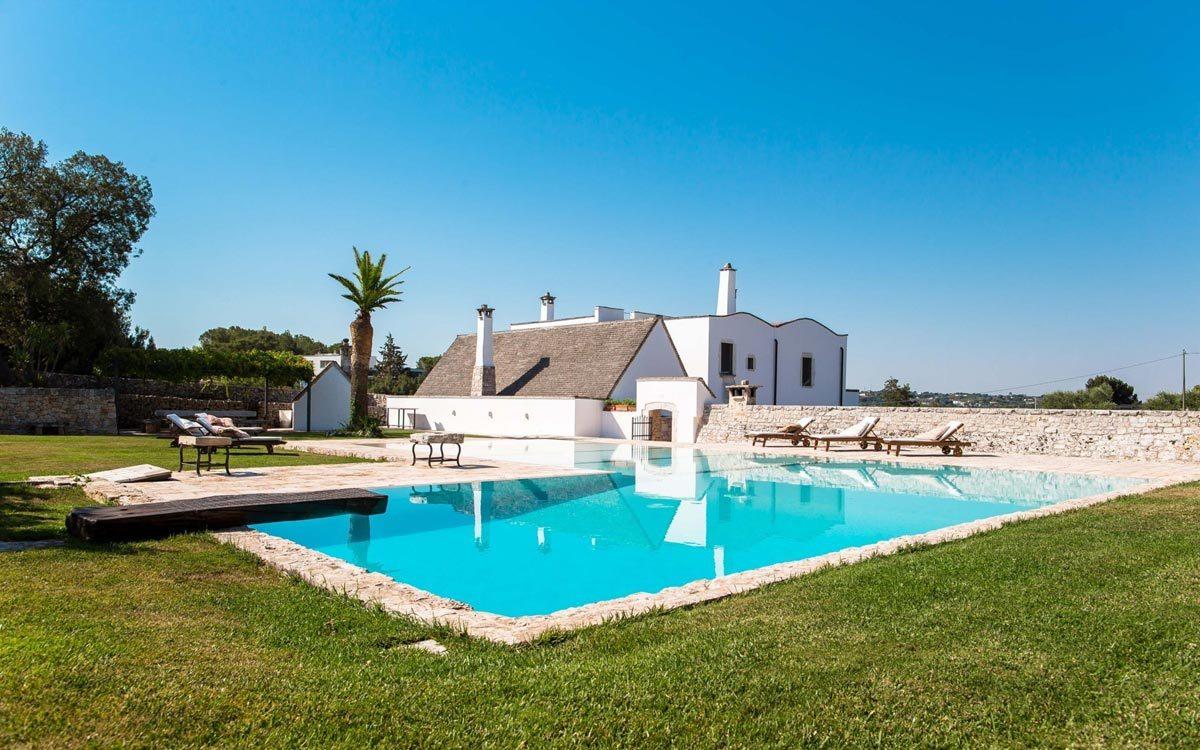 Top 10 luxury villa italy