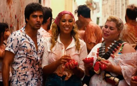 Musical Walking on Sunshine was shot in Puglia