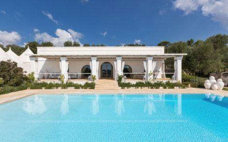 Villa Filippa October Puglia