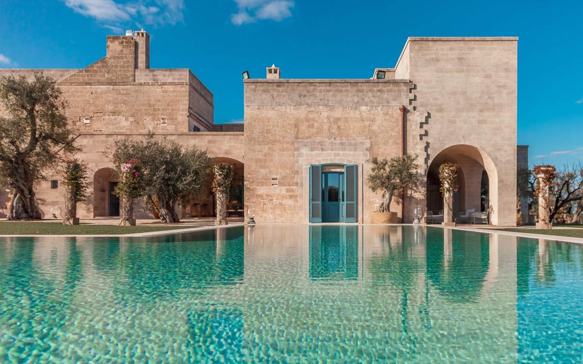 Luxury villa in Puglia, Italy