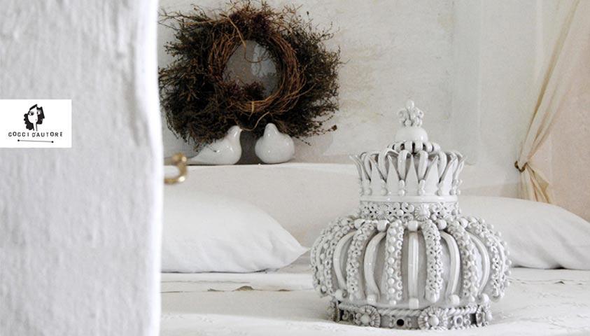 Ceramic gifts from Puglia