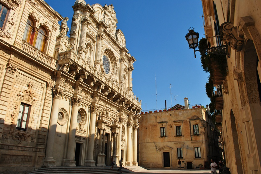 Cathedral of Leece, best time to visit Puglia Italy