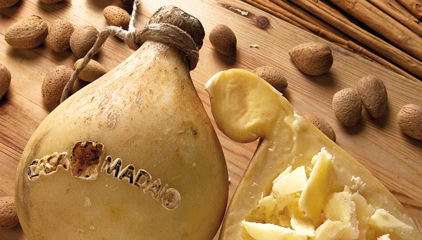 italian cheese caciocavallo