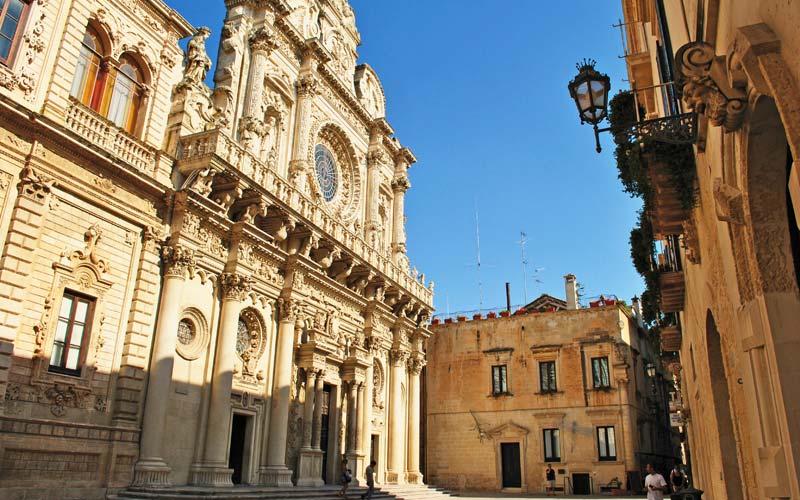 Santa Croce Lecce Puglia