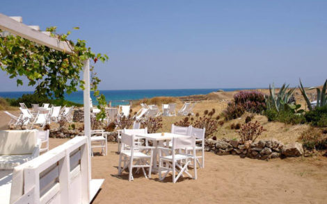White Ostuni Beach Club Puglia, Italy