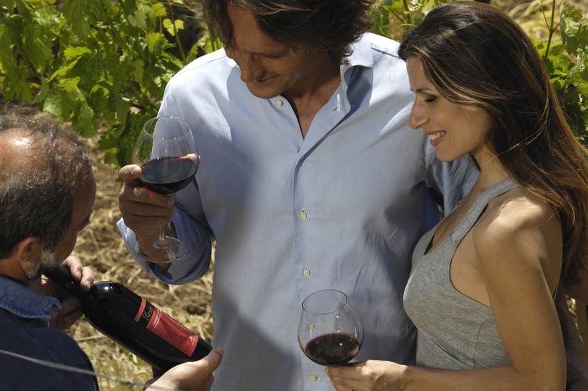 Wine tasting in Puglia, Italy. Best time to visit.