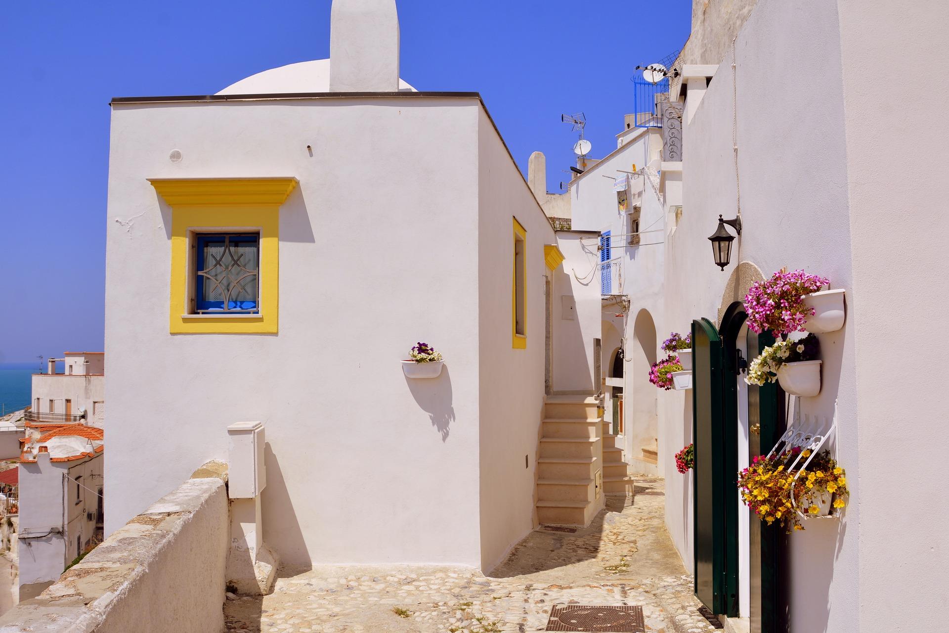 Puglia in summer