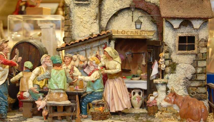Papier Mache souvenir from puglia