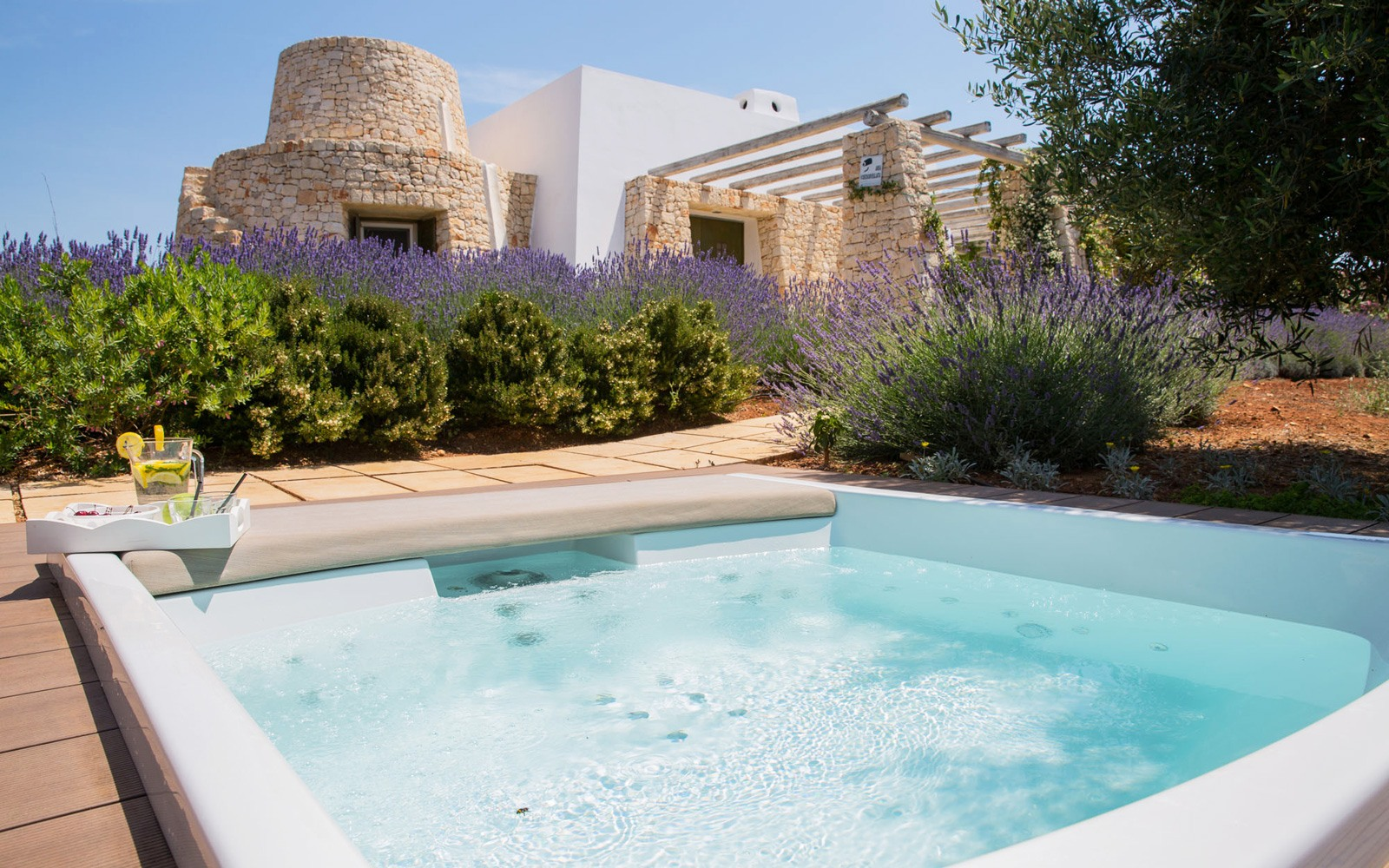 Villa for couples in Puglia