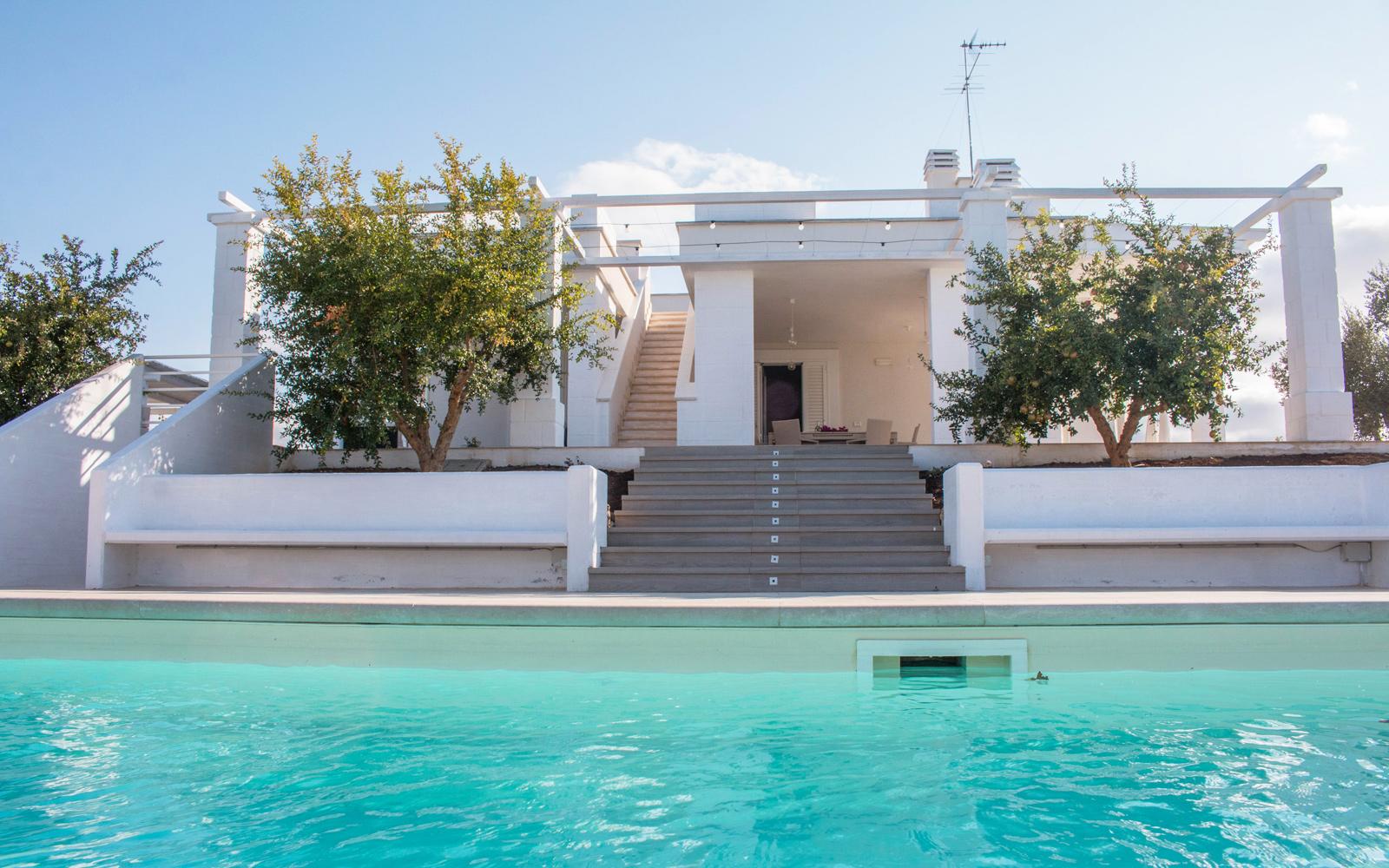 Villa Atena in Puglia
