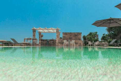 luxury villa by the beach puglia