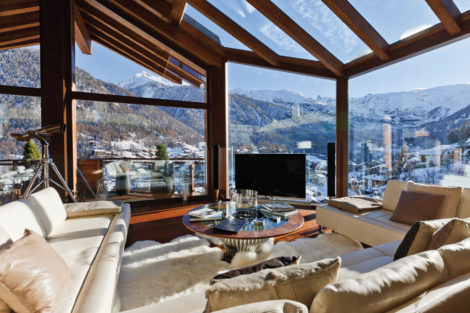 Chalet Zermatt A 5 Bedroom Signature Premier Luxury In The Swiss Alps Ski Holidays 120