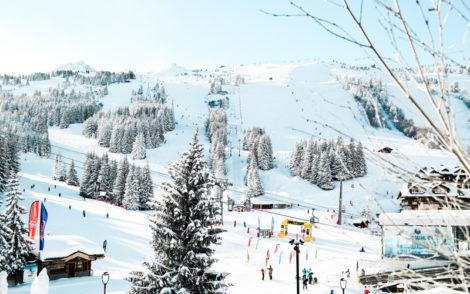 Courchevel-ski-chalet