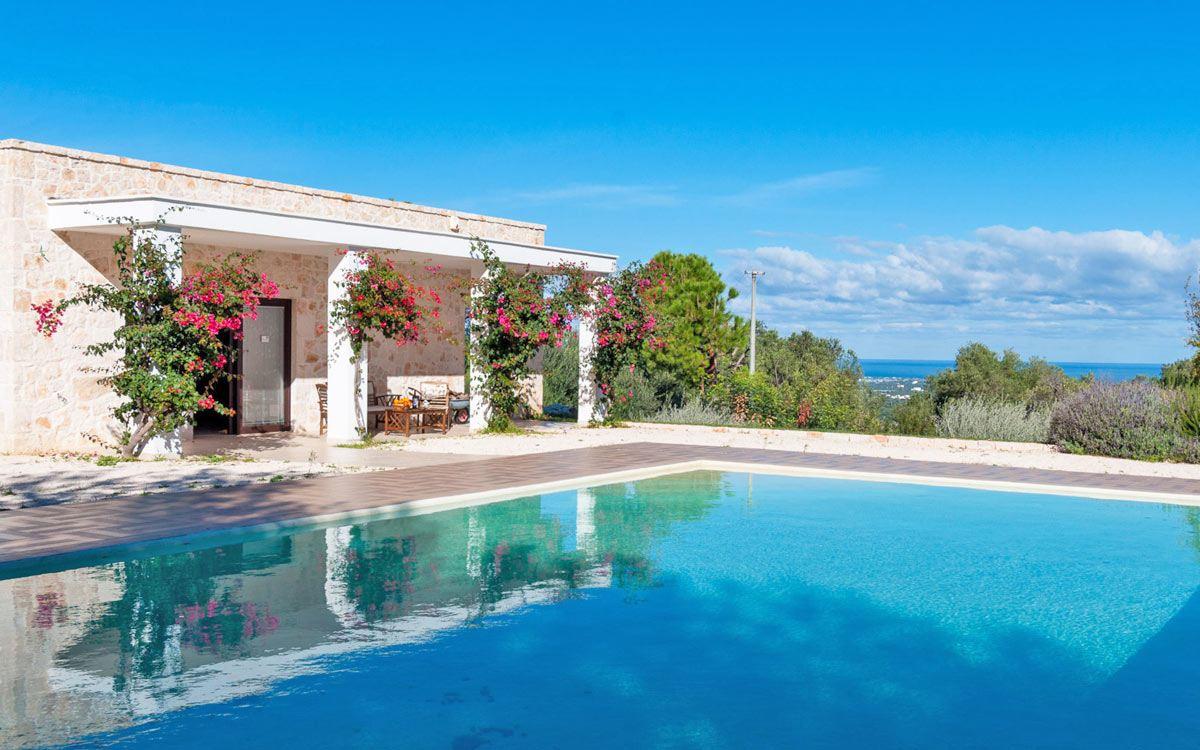 Villa Falco in Puglia