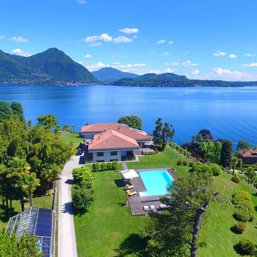 Lake como and lake maggiore large luxury villas for rent aria journeys