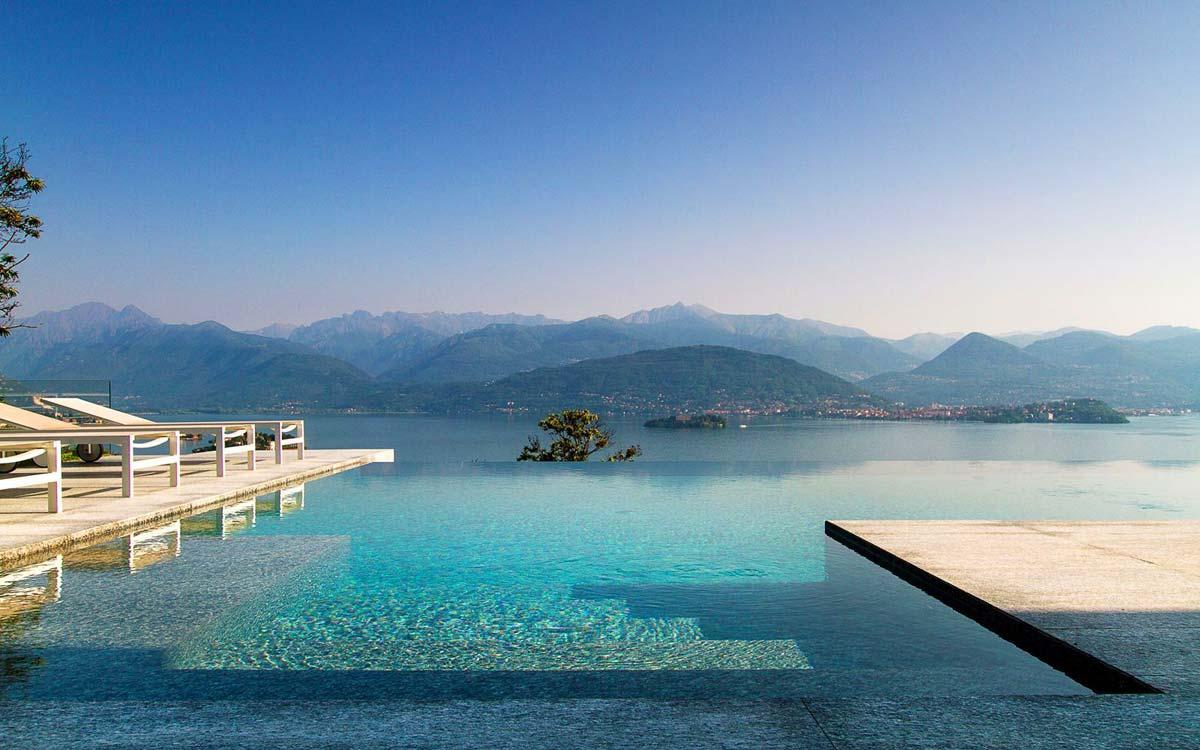 top three villas at lake maggiore