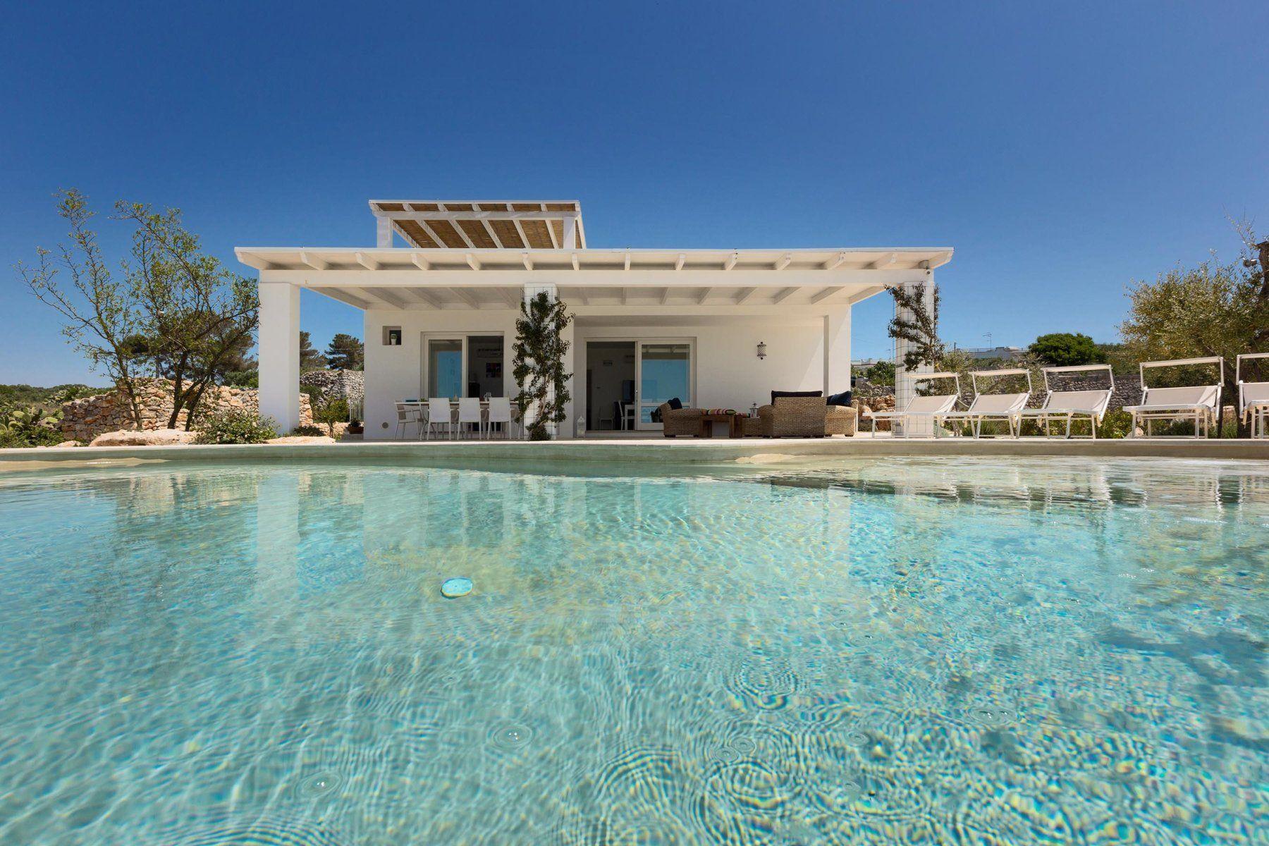 Villa Alina Sea View Luxury Villas Puglia Italy With
