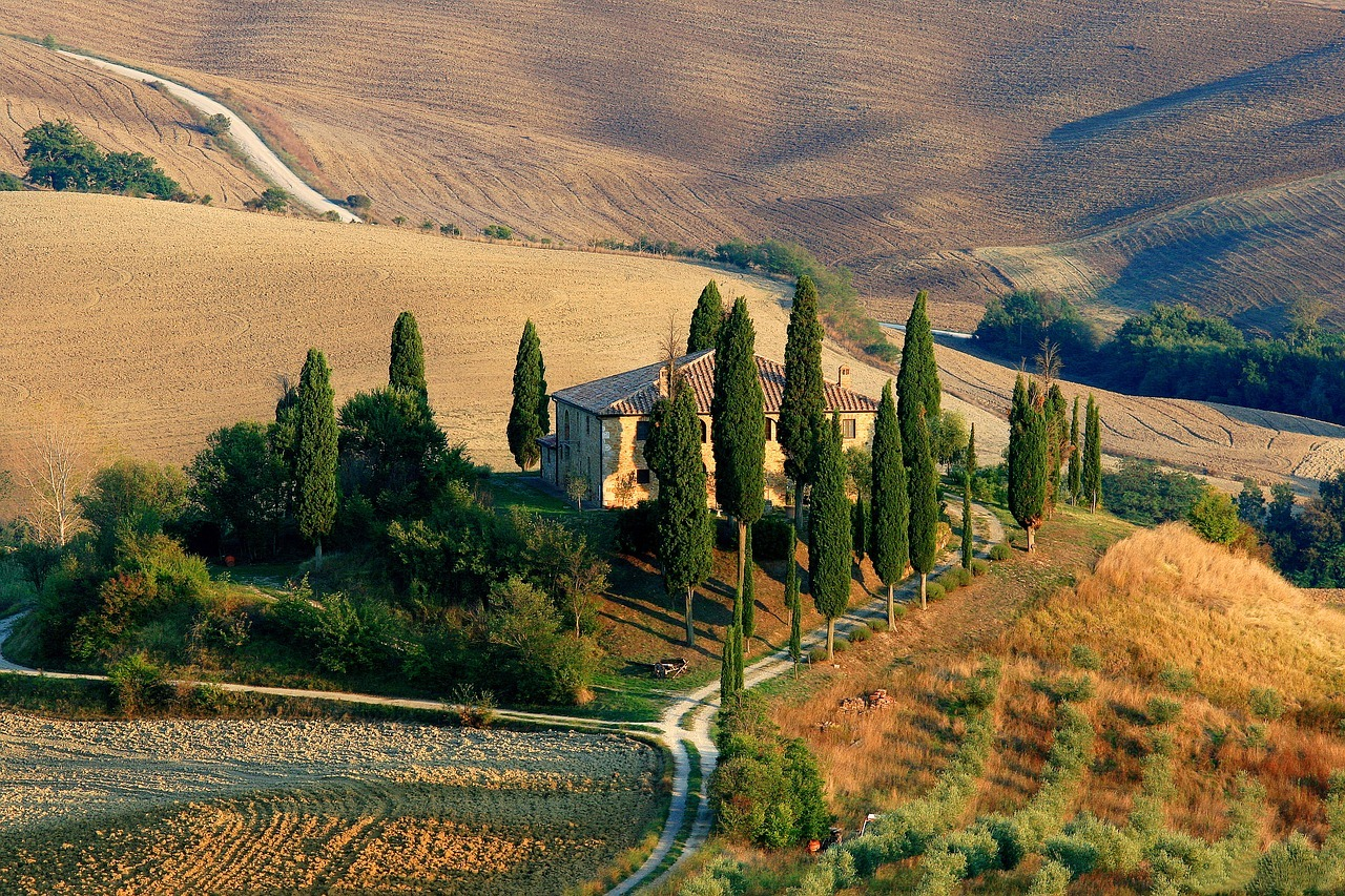 Best time to visit Tuscany   Aria Journeys