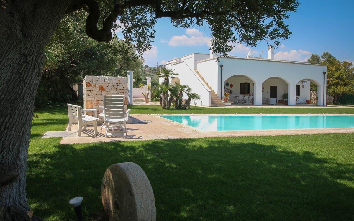 Villa Malva in Puglia