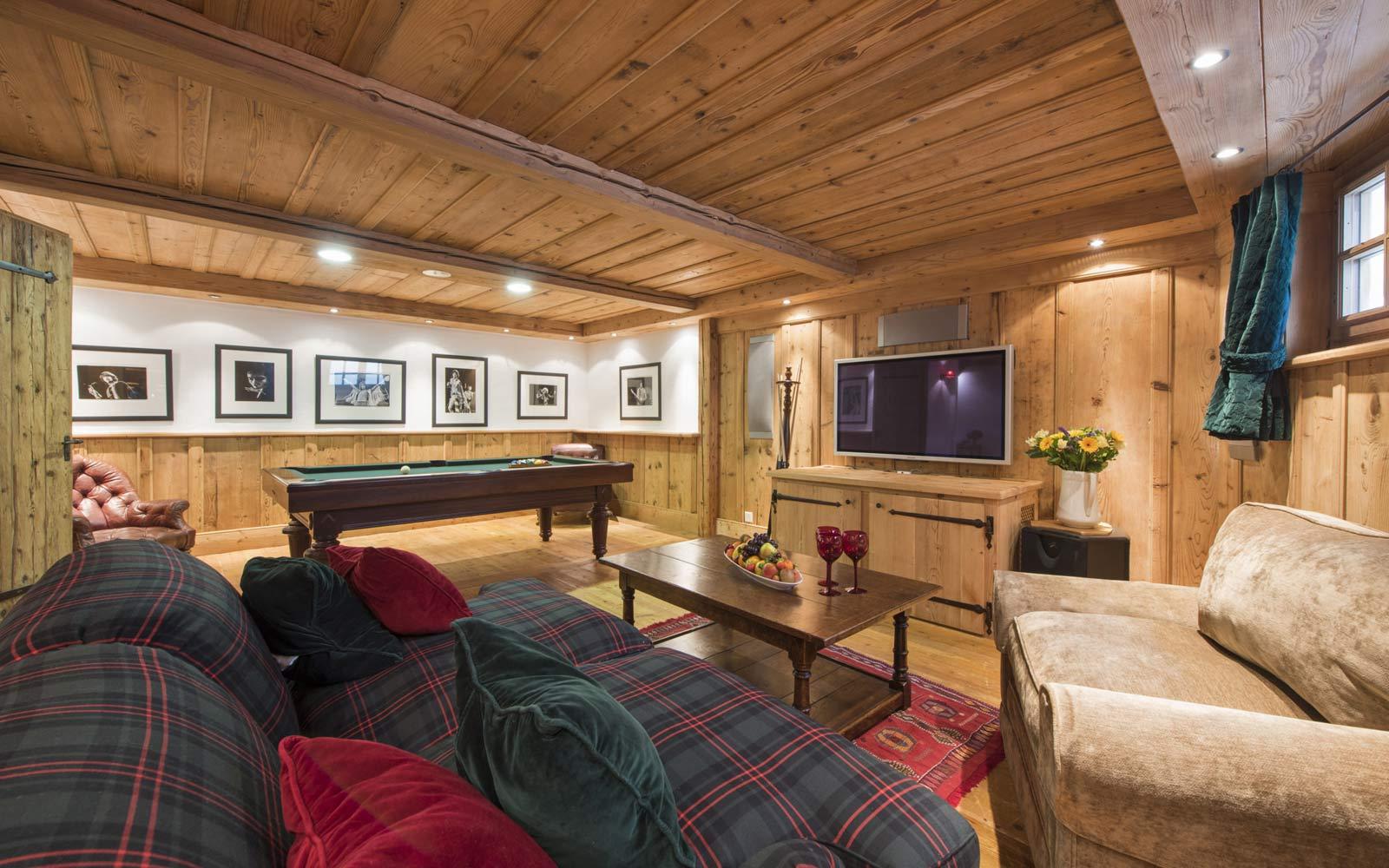 Chalet Rei - Alps Ski Resorts Chalet Rental In Swiss Alps - Aria ...
