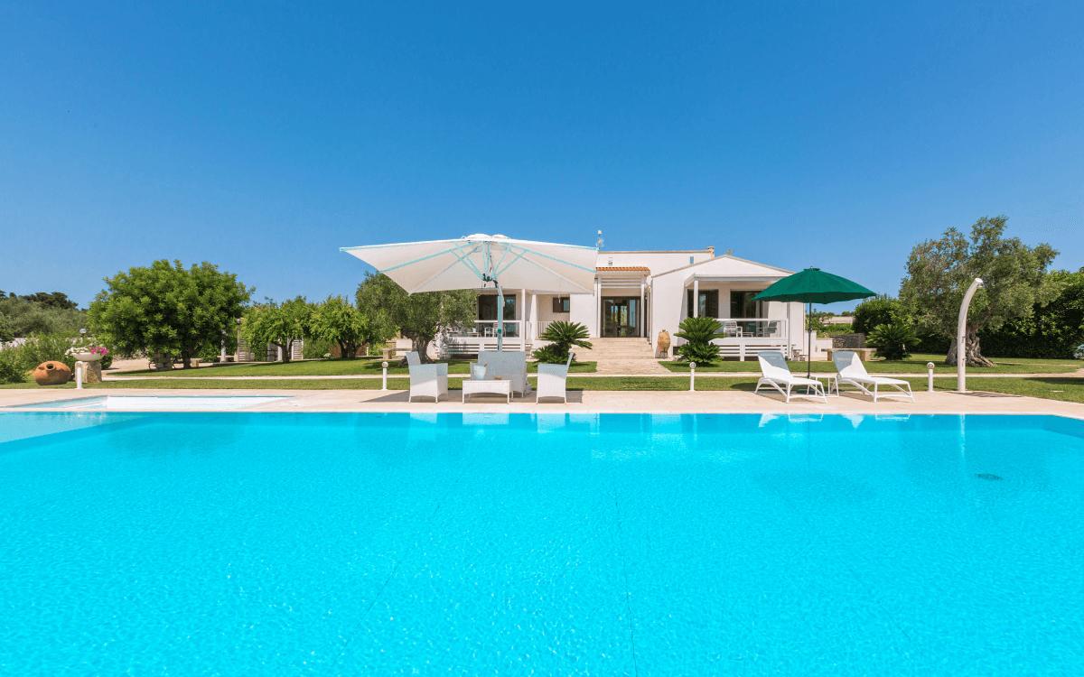Villa Emma in Puglia for rent